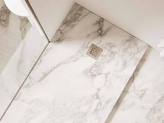 Bosnor, S.L. Moderne Badezimmer