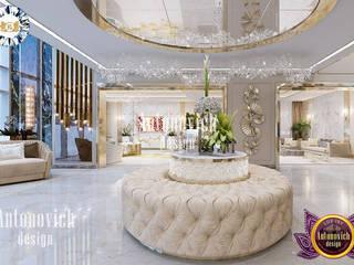 Luxury Antonovich Design Piscinas modernas