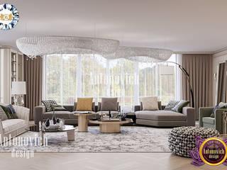 Luxury Antonovich Design Salas de estar modernas