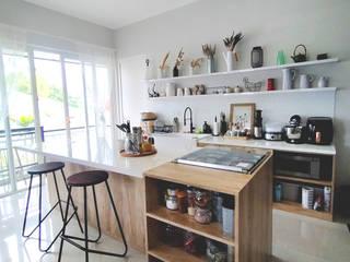 SARAÈ Interior Design CocinaAccesorios y textiles Blanco