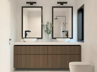 ByOriginal Baños de estilo moderno