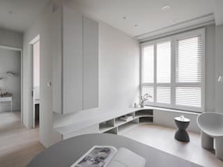 寓子設計 Living room