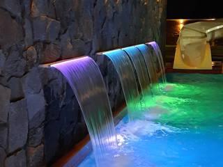 Albercas DCA Garden Pool