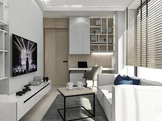 ARTDESIGN architektura wnętrz Habitaciones juveniles