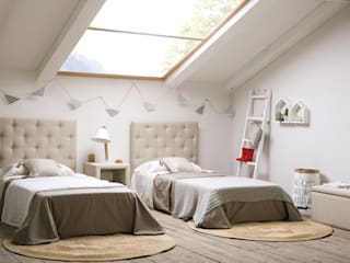 Intense mobiliário e interiores Dormitorios infantiles Camas y cunas