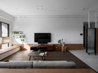 MSBT 幔室布緹 Phòng khách Wood effect