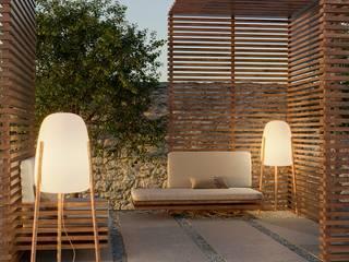 Skapetze Lichtmacher Modern Terrace