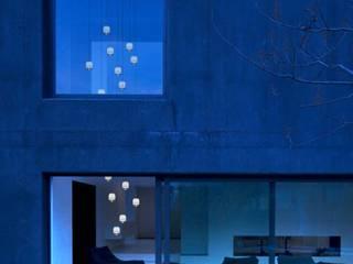 Skapetze Lichtmacher Ingresso, Corridoio & Scale in stile moderno