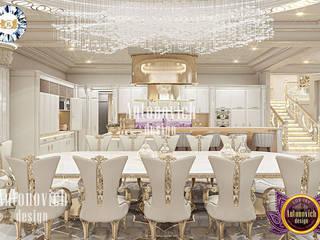 Luxury Antonovich Design Klassieke eetkamers