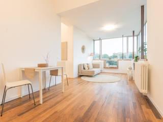 Mirna Casadei Home Staging Salas de jantar modernas