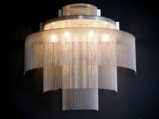 willowlamp 寝室照明 金属 メタリック/シルバー