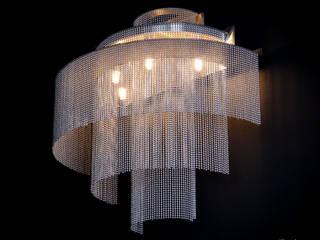 willowlamp リビングルーム照明 金属 メタリック/シルバー