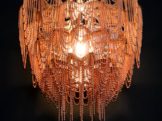 willowlamp Living roomLighting Kim loại