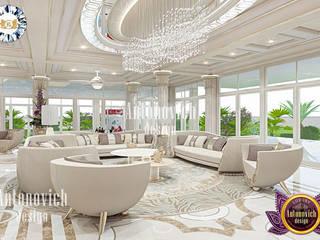 Luxury Antonovich Design Klassieke woonkamers