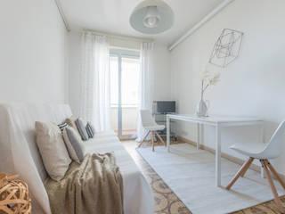 Mirna Casadei Home Staging Salas de estar modernas