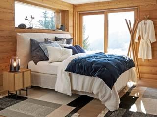 Claves para un Hogar Sostenible Desirée Vaquier_homify DormitoriosAccesorios y decoración Madera Marrón