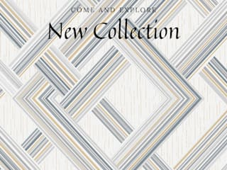 Stonesmiths - Redefining Stoneage Walls & flooringWallpaper Paper Metallic/Silver