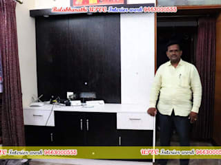 balabharathi pvc interior design 多目的室家具 プラスティック 木目調