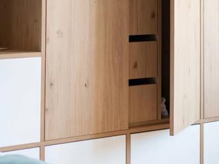 Studio Coralie Vasseur Small bedroom