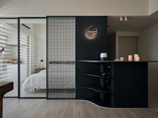 寓子設計 Scandinavian style dining room