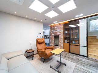한글주택(주) Klasyczny salon