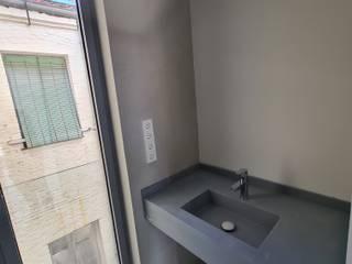 ARESAN PROYECTOS Y OBRAS SL Salle de bain moderne