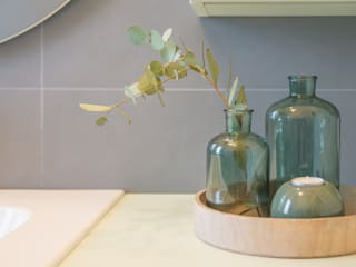 Mirna Casadei Home Staging Modern bathroom