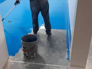 OBRAS VARIAS (Pisos industriales y concreto estampado, mamposteria y cielo rasos tipo Drywall) JAIME VENEGAS AHUMADA