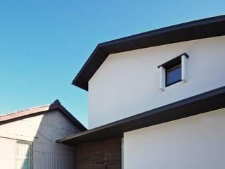 空間建築-傳 Asian style house Wood White