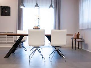 Studio Moltrasio - Zero4 SNC KitchenTables & chairs White