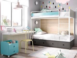 Intense mobiliário e interiores Pokój młodzieżowy