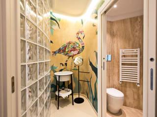 Bagno Bella Laboratorio di Progettazione Claudio Criscione Design Bagno moderno