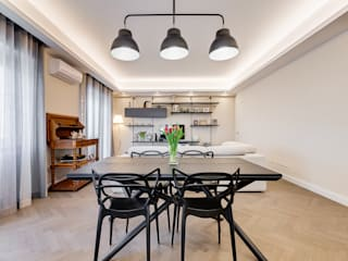 EF_Archidesign Modern Oturma Odası