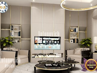 Luxury Antonovich Design Salones modernos