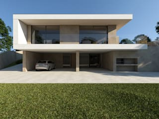 CASA GUISANDE Salomé Ventura Arquitecta Casas unifamilares