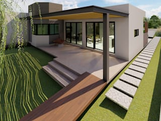 AP Arquitetura Ecoeficiente Country house