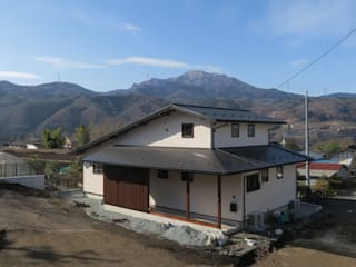 田村建築設計工房 Asian style houses