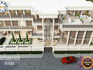 Luxury Antonovich Design Casas multifamiliares