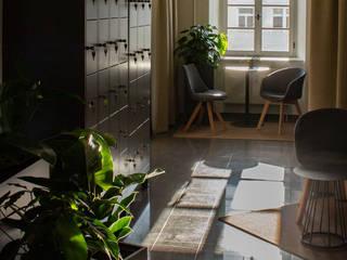 Hammer & Margrander Interior GmbH Edificios de oficinas de estilo moderno