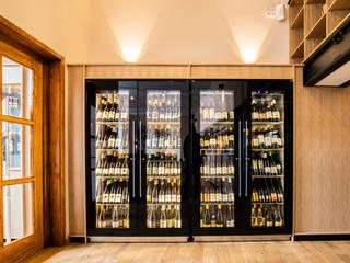 Hammer & Margrander Interior GmbH Gastronomía de estilo clásico