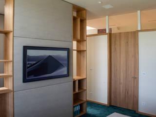 Hammer & Margrander Interior GmbH Dormitorios de estilo moderno