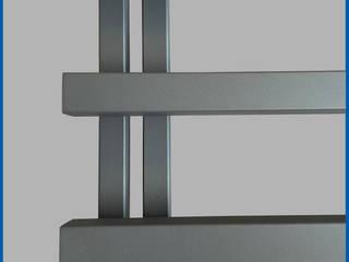 Designbadheizkörper Eftalia 1245 x 600 mm. Alle Farben Handtuchwärmer Badheizkörper-Berlin Moderne Badezimmer