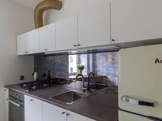 IDEALS . Marta Jaślan Interiors Cucina minimalista