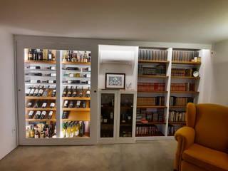 Volo Vinis Wine cellar Glass White