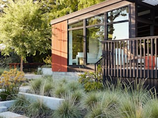 Stanford Mid-Century Modern Remodel Addition Klopf Architecture Modern Houses