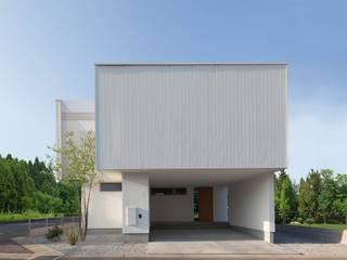 STaD(株式会社鈴木貴博建築設計事務所) Case moderne