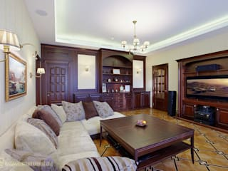 Вира-АртСтрой Classic style living room