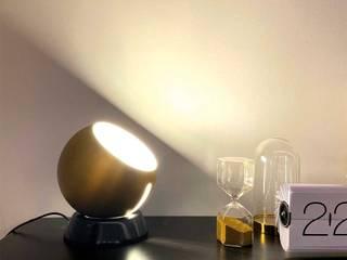 Marmorleuchten für eine positive Atmosphäre Skapetze Lichtmacher WohnzimmerBeleuchtung