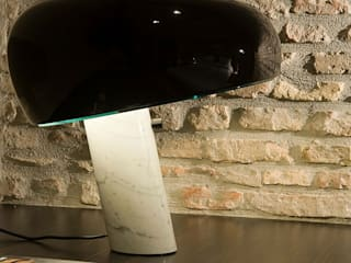 Marmorleuchten für eine positive Atmosphäre Skapetze Lichtmacher ArbeitszimmerBeleuchtungen