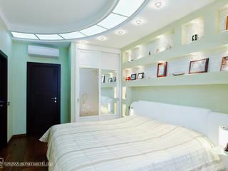 Вира-АртСтрой Modern style bedroom